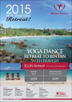 Yoga Dance Retreat