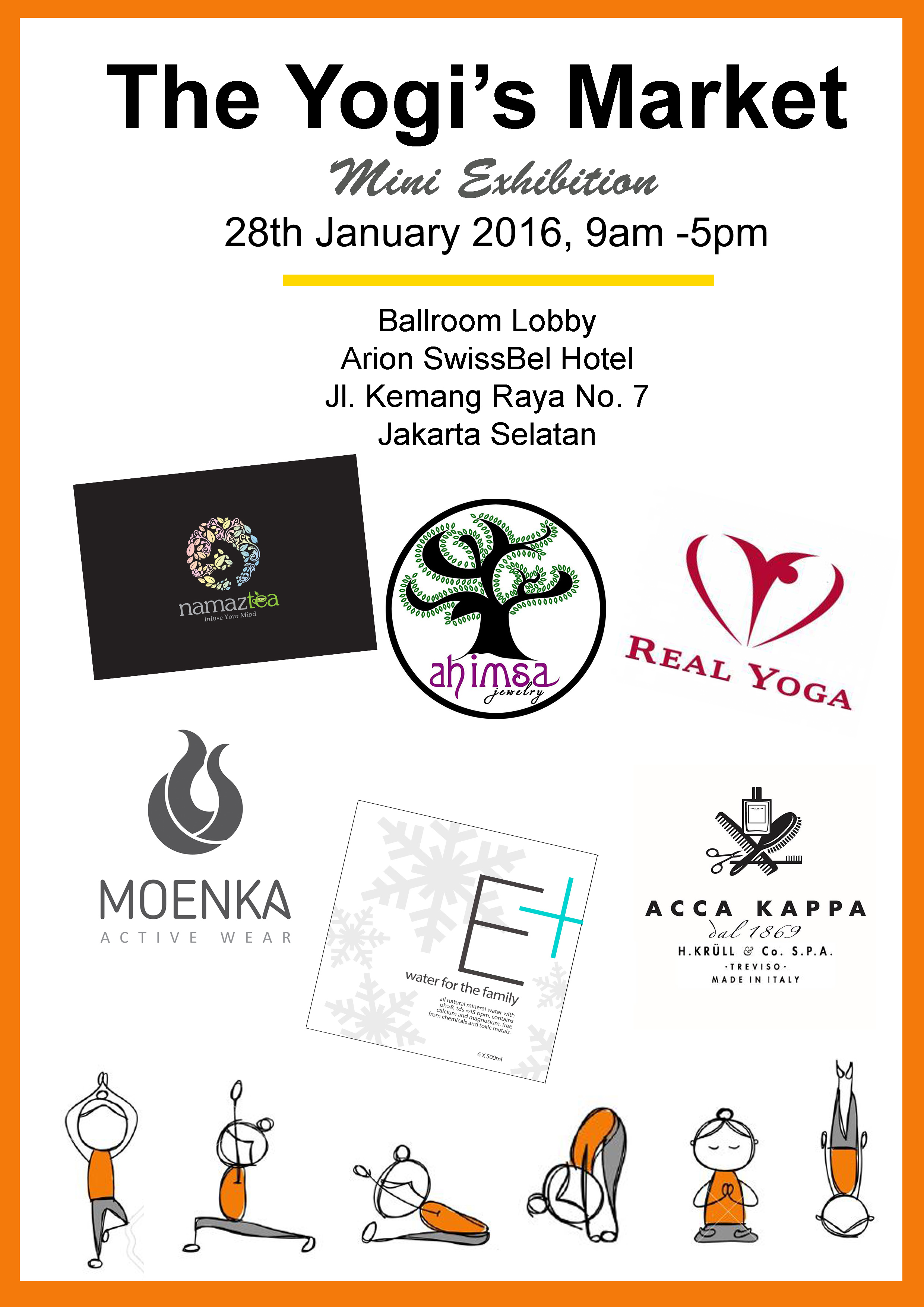 The Yogis Market - 28th January 2016