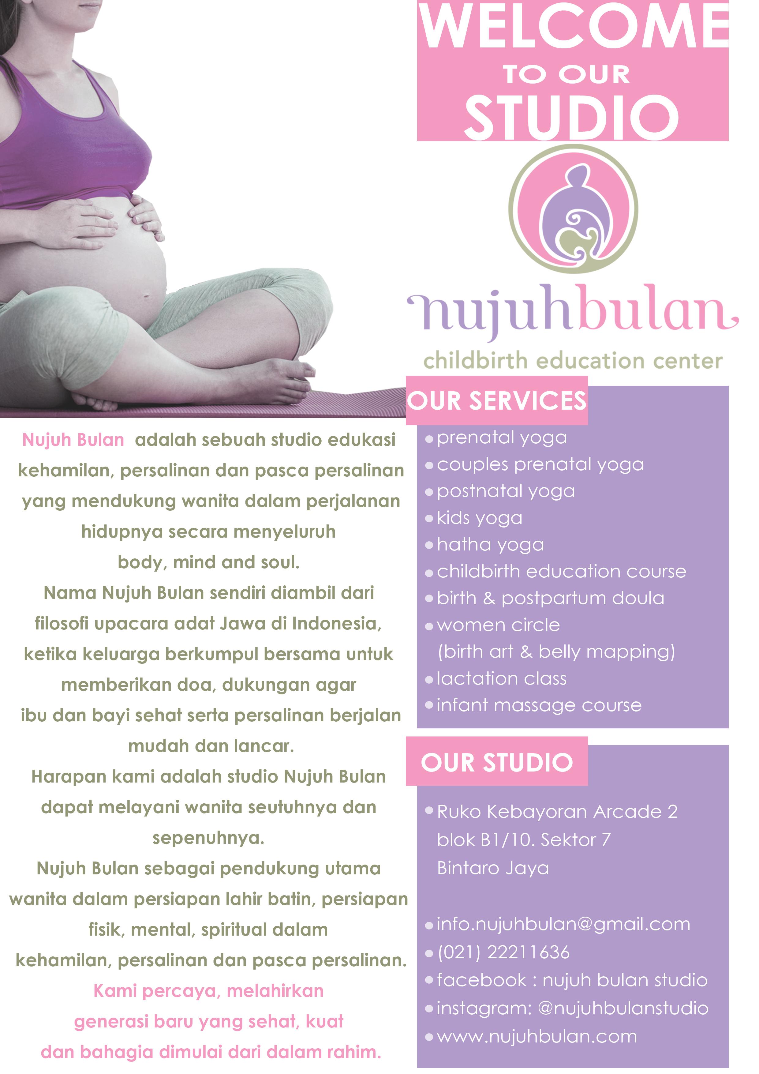 Introducing Nujuh Bulan Studio